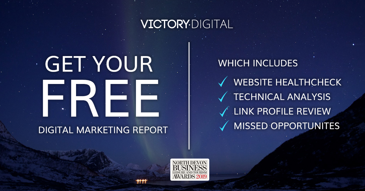 Special Offer: Get Your Free SEO Report | Victory.Digital